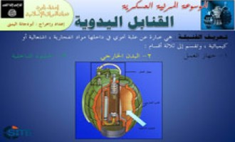 Jihadist Gives Video Tutorial on Hand Grenades
