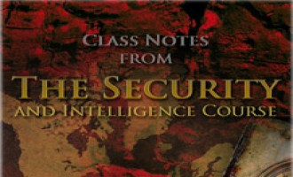 GIMF Publishes English-language Security and Intelligence Course