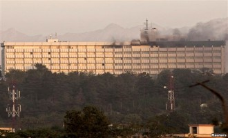 Afghan Taliban Gives Full Account of Intercontinental Hotel Raid