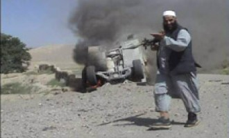 Afghan Taliban Boasts of Success in Takhar Suicide Bombing