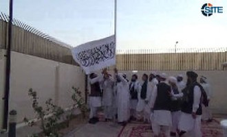 Afghan Taliban's Political Office Declares Position on Flag, Name