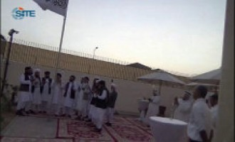 Afghan Taliban Gives Video Showing Inauguration of Political Office in Qatar