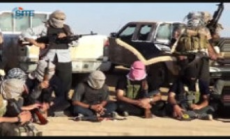 ISI's al-I'tisaam Media Releases Video Showing Attacks Throughout Iraq