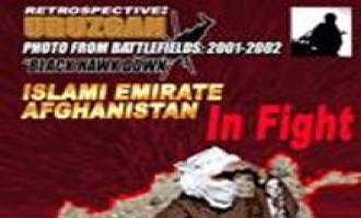 """In Fight"" Magazine Documenting Afghan Taliban Activity, Issue 38"