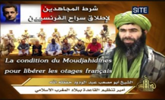 Jihadist Urges AQIM Kill a French Hostage as Revenge