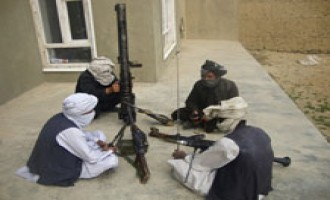 Afghan Taliban Denies Presence of Children in Fighting Ranks