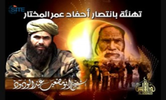 AQIM Leader Gives Advice to Libyans, Demands West to Stay Away