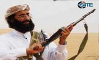 AQAP Confirms Deaths of Anwar al-Awlaki