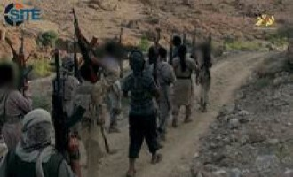 AQAP Releases Video on Storming Brum Military Checkpoint in Hadramawt