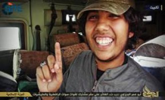 IS Claims Suicide Bombing Near Tikrit, Gives Pictures of Bomber, Attack