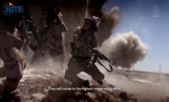 "IS Releases Video Documentary ""Flames of War: Fighting Has Just Begun"""