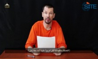British Captive John Cantlie Speaks on Experience with Fellow Hostages, Voices Displeasure for U.S, Britain Not Negotiating with IS