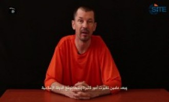British Captive John Cantlie Speaks in First Episode of New IS Series