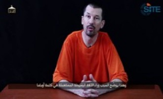 British Captive John Cantlie Speaks on Obama's 9/11 Anniversary Speech in New IS Video