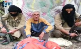 """Jund al-Khilafah in Algeria"" Releases Video of Kidnapped Frenchman"