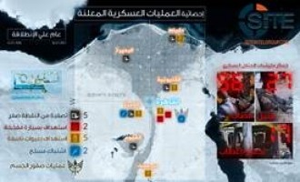 Hasam Movement Claims 27 Egyptian Forces Killed, 56 Wounded in Year-in-Review Infographic