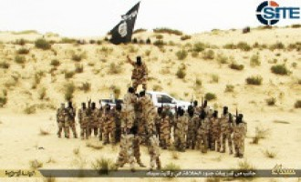 Sinai Province Photo Report Shows Graduating Class, Pledge to IS